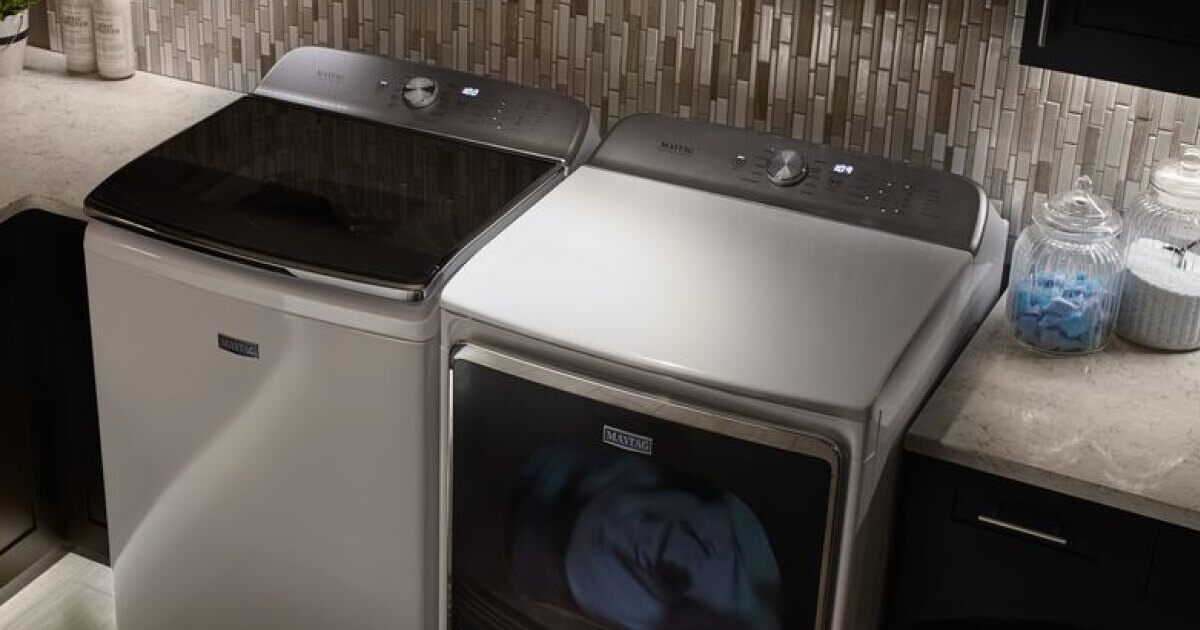 How To Use a Top Load Washer | Maytag