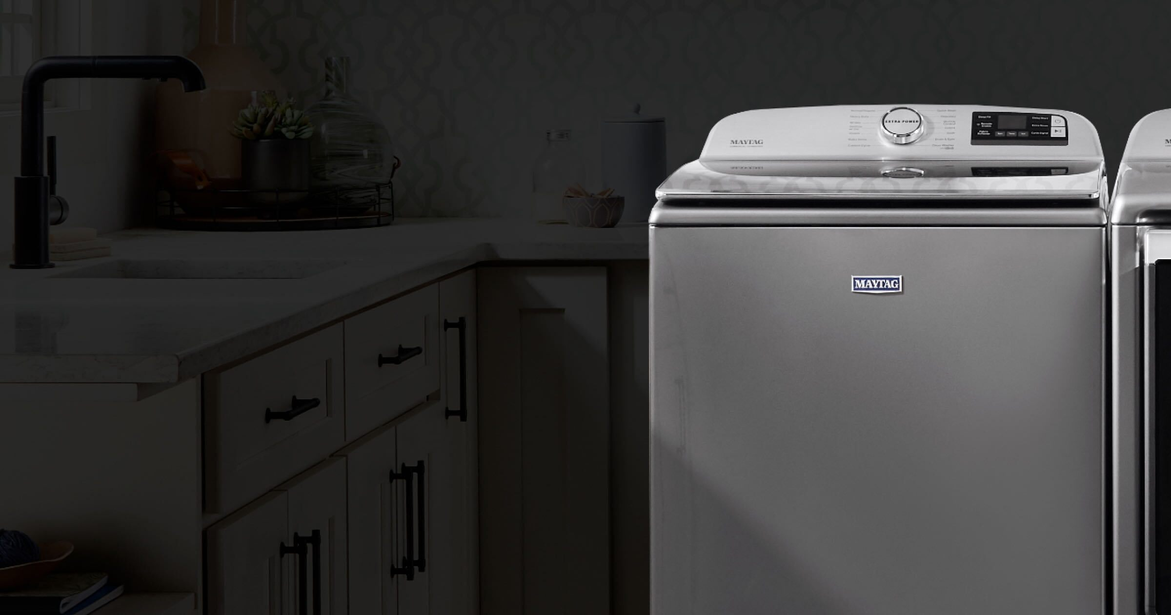 Washing Machines Powerful And Dependable Maytag