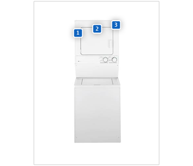 Washer Dryer Combination