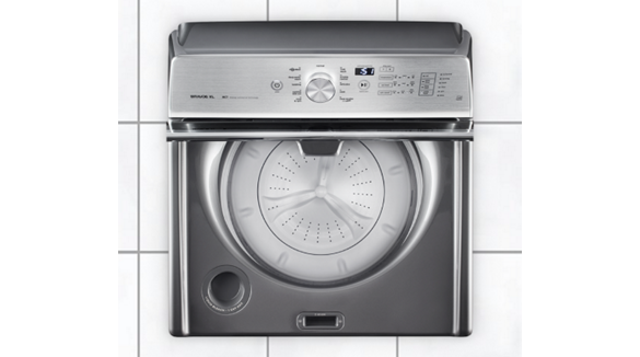 Maytag washing machines with impellers.