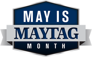 Submit May is Maytag Month rebates by 6-30-17 to take advantage of the promotion.