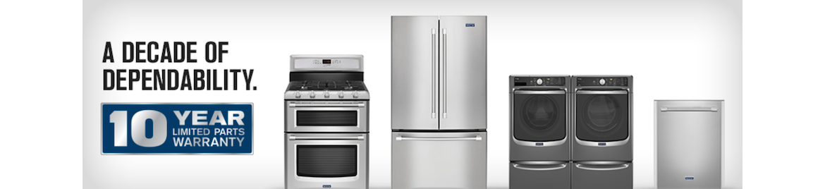 maytag extended warranty