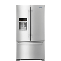 36-Inch Wide French Door Refrigerator – 25 cu. ft.