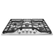 36-inch Wide Gas Cooktop with Power™ Burner