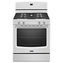 30-inch Wide Gas Range with Precision Cooking™ System - 5.8 cu. ft.