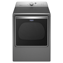 8.8 cu. ft. Extra-Large Capacity Dryer with Steam Refresh Cycle