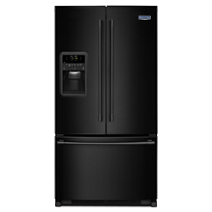 33- Inch Wide French Door Refrigerator with Beverage Chiller™ Compartment - 22 Cu. Ft.