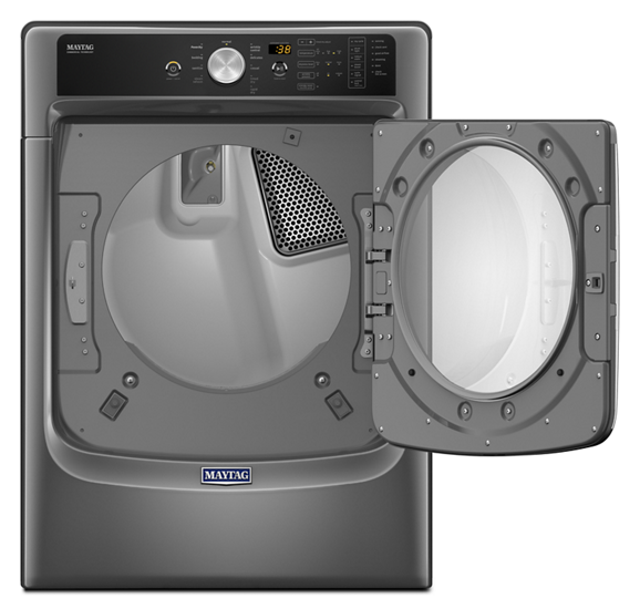 Large Capacity Dryer With Refresh Cycle With Steam And