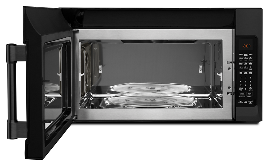 Over The Range Microwave With Convection Mode 1 9 Cu Ft